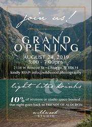 Wildwood Photography Grand Opening