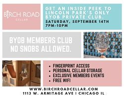 Birch Road Cellar Open House