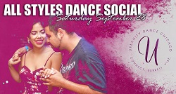 All Styles Dance Social at Urbanity Dance Chicago
