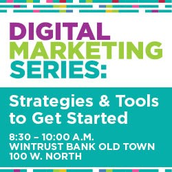 Digital Marketing: Strategies and Tools to Get Started – Session 3: Be Heard: Distribute and Analyze Your Content
