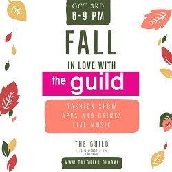 Fall in Love with The Guild