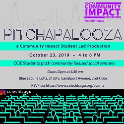 Pitchapalooza: A Community Impact Student Led Production