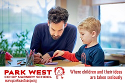 Prospective Parent Open House for Park West Cooperative Nursery School