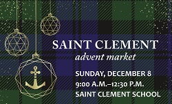 Saint Clement Advent Market