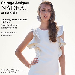 NADEAU Trunk Show at The Guild