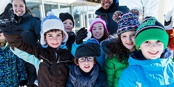 Winter Camp at the Peggy Notebaert Nature Museum