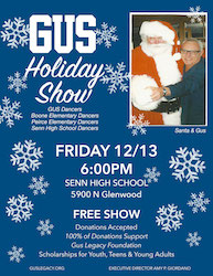 GUS Holiday Show