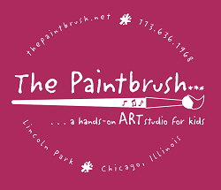 Valentine's Day Family Workshop at The Paintbrush
