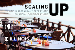 Scaling UP Illinois Restaurant Operations: Financial Considerations with the Illinois Restaurant Association