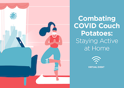 Combating COVID Couch Potatoes: Staying Active at Home with Belmont Village Senior Living
