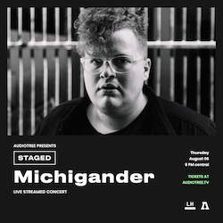 Audiotree Presents: STAGED with Michigander live from Lincoln Hall