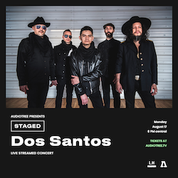 Audiotree Presents: STAGED with Dos Santos live from Lincoln Hall