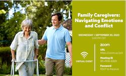 Family Caregivers: Navigating Emotions and Conflict with Belmont Village Senior Living