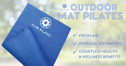 Free Outdoor Mat Pilates Class with Club Pilates