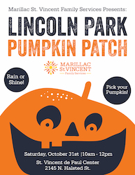 Marillac St Vincent Pumpkin Patch