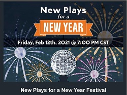 New Plays for a New Year Festival with Victory Gardens Theater