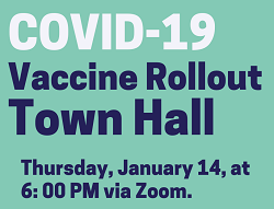 Covid-19 Vaccine Rollout Town Hall