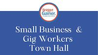 Small Business & Gig Workers SBA Town Hall with Commissioner Gainer