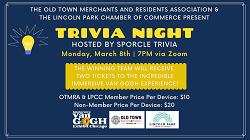 LPCC + OTMRA Trivia Night