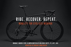 Mobility for Cyclists Webinar with React Physical Therapy