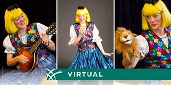 Virtual Story Time and Sing Along with Mary Macaroni with the Lincoln Park Zoo