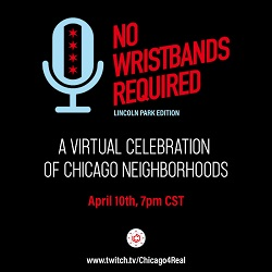 No Wristbands Required