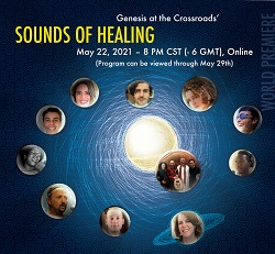 Genesis at the Crossroads' Sounds of Healing