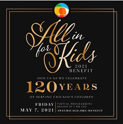 All in For Kids 2021 Benefit for Juvenile Protective Association