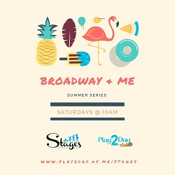 Summer Saturdays with Stages Performing Arts & Play2Day