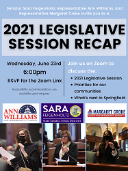 2021 IL Legislative Session Recap