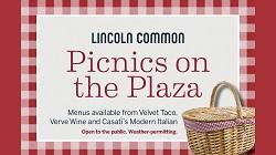 Picnics on the Plaza at Lincoln Common