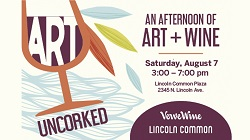 Art Uncorked at Lincoln Common