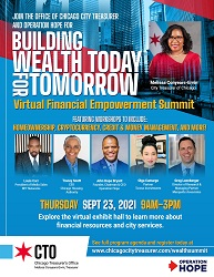 Building Wealth Today for Tomorrow with City Treasurer Melissa Conyears-Ervin