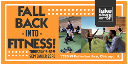 Fall Back into FItness with Lakeshore Sport & Fitness