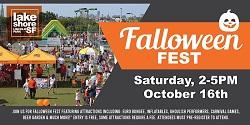 Falloween Fest at Lakeshore Sport & Fitness