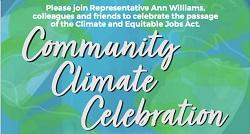 Community Climate Celebration