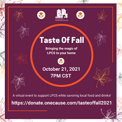 Taste of Fall 2021 with the Lincoln Park Community Services