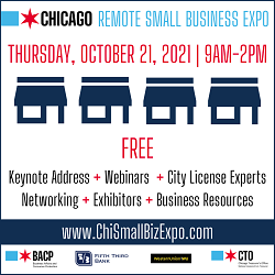 City of Chicago's Remote Small Business Expo