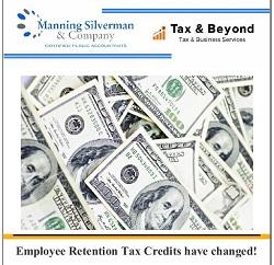 Employee Retention Tax Credit Webinar with Tax & Beyond