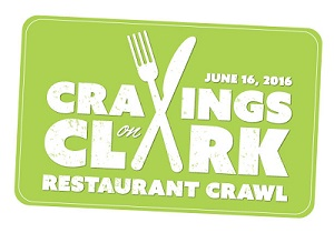 Cravings on Clark 2016