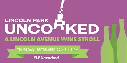 Lincoln Park Uncorked 2016: A Lincoln Avenue Wine Stroll