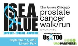 SEA Blue Prostate Cancer Run/Walk 2016