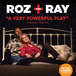 Roz & Ray Public Programs: Factor 8