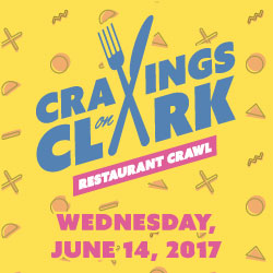 Cravings on Clark 2017