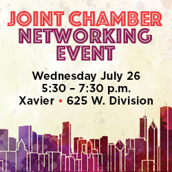 2017 Lincoln Park/ Lakeview/ Roscoe Village Joint Chamber Networking Event