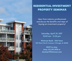 Residential Investment Property Seminar