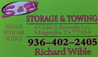 S&B Storage & Towing