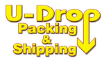 U-Drop Packing & Shipping