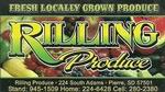 Rilling Produce