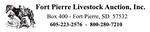 Fort Pierre Livestock Auction, Inc.